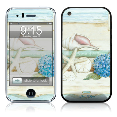 iPhone 3G Skin - Stories of the Sea