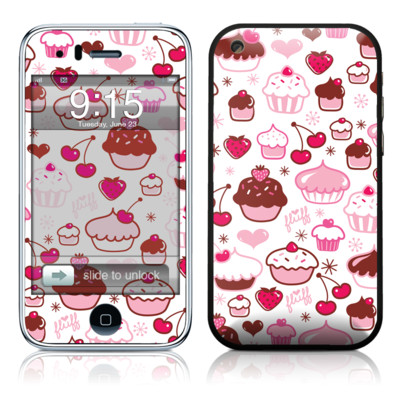 iPhone 3G Skin - Sweet Shoppe