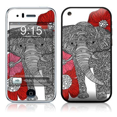 iPhone 3G Skin - The Elephant