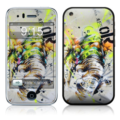 iPhone 3G Skin - Theory