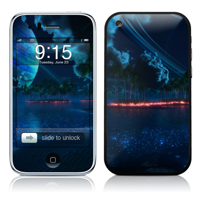 iPhone 3G Skin - Thetis Nightfall