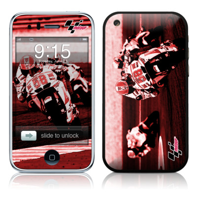 iPhone 3G Skin - Throttle