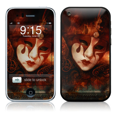 iPhone 3G Skin - To Rise Above