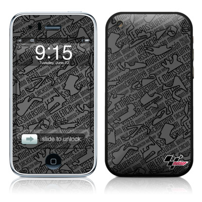 iPhone 3G Skin - Tracked