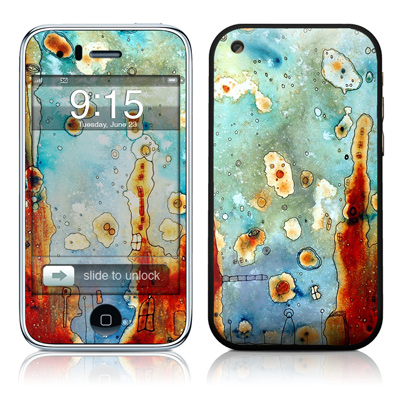 iPhone 3G Skin - Underworld