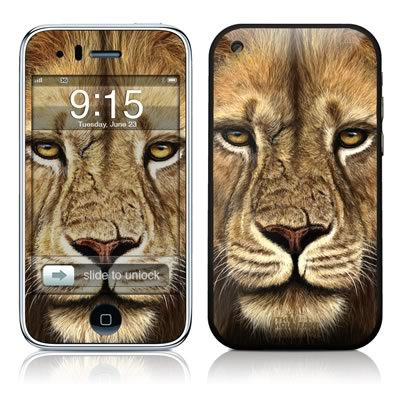 iPhone 3G Skin - Warrior