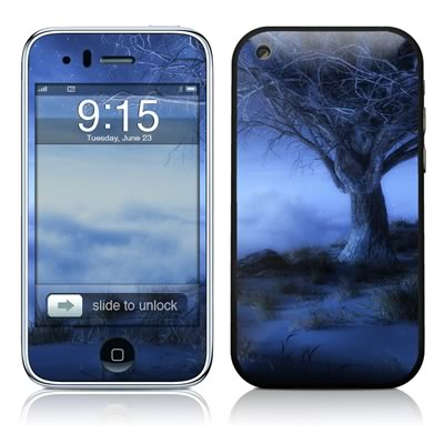 iPhone 3G Skin - World's Edge Winter