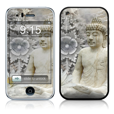 iPhone 3G Skin - Winter Peace