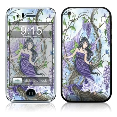 iPhone 3G Skin - Wisteria