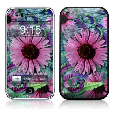 iPhone 3G Skin - Wonder Blossom