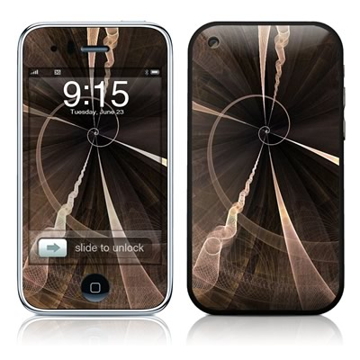 iPhone 3G Skin - Wall Of Sound