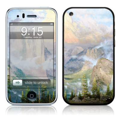 iPhone 3G Skin - Yosemite Valley
