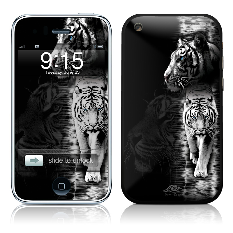 Apple IPhone 3G White Tiger Share