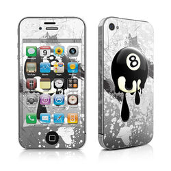 iPhone 4 Skin - 8Ball