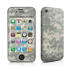 iPhone 4 Skin - ACU Camo