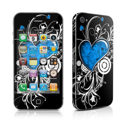 iPhone 4 Skin - Your Heart