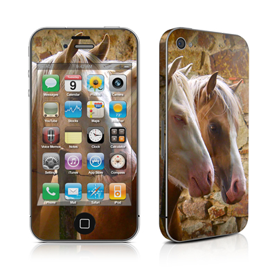 iPhone 4 Skin - 3 Amigos