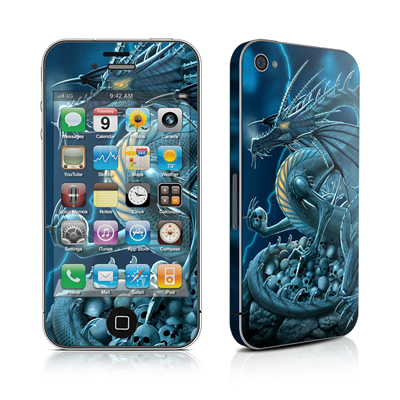 iPhone 4 Skin - Abolisher