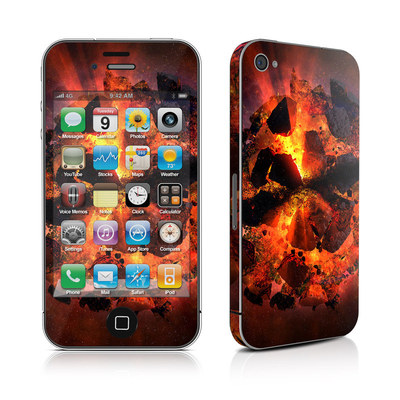 iPhone 4 Skin - Aftermath