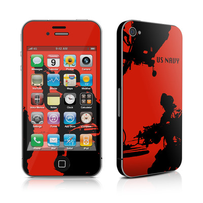 iPhone 4 Skin - Airborne