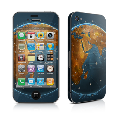 iPhone 4 Skin - Airlines