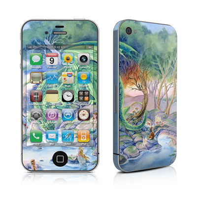 iPhone 4 Skin - Of Air And Sea