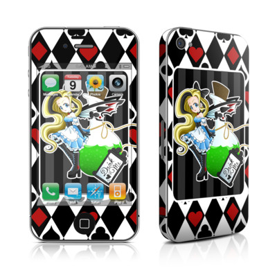iPhone 4 Skin - Alice
