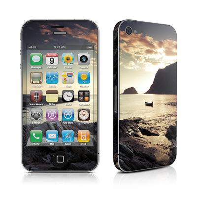 iPhone 4 Skin - Anchored