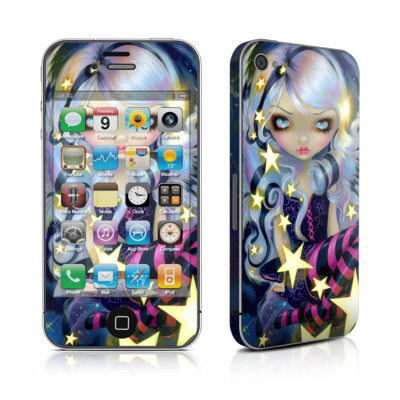 iPhone 4 Skin - Angel Starlight