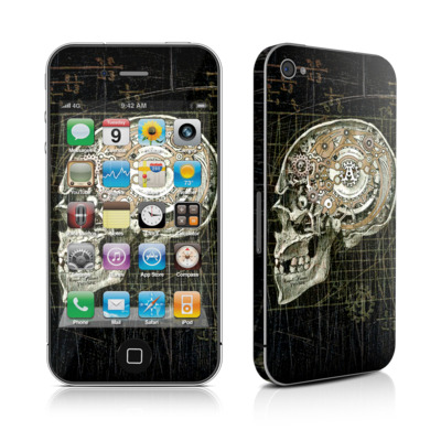 iPhone 4 Skin - Anima Autonima