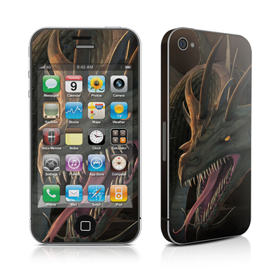iPhone 4 Skin - Annihilator