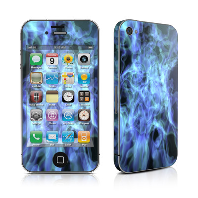 iPhone 4 Skin - Absolute Power