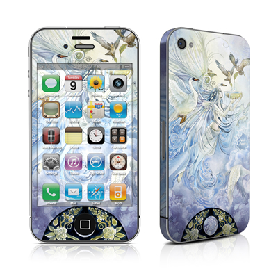 iPhone 4 Skin - Aquarius
