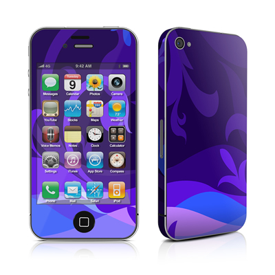 iPhone 4 Skin - Arabian Night