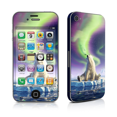 iPhone 4 Skin - Arctic Kiss