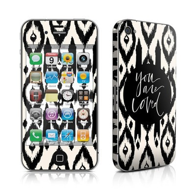 iPhone 4 Skin - You Are Loved
