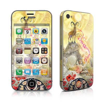 iPhone 4 Skin - Aries