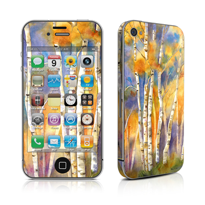 iPhone 4 Skin - Aspens