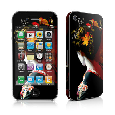 iPhone 4 Skin - Autumn