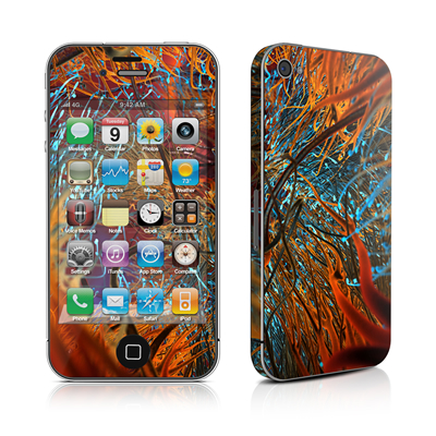 iPhone 4 Skin - Axonal