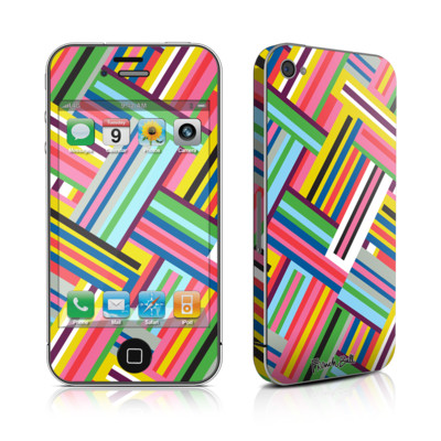 iPhone 4 Skin - Bandi