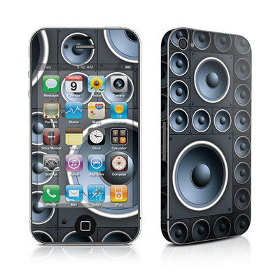 iPhone 4 Skin - Bass is Good
