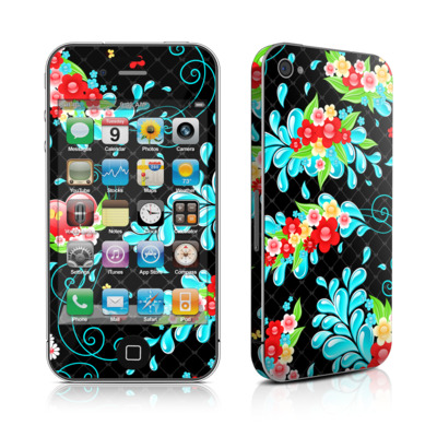 iPhone 4 Skin - Betty