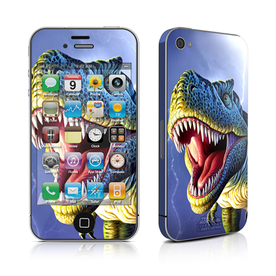iPhone 4 Skin - Big Rex