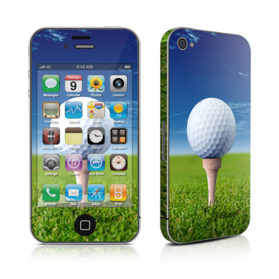 iPhone 4 Skin - Birdie