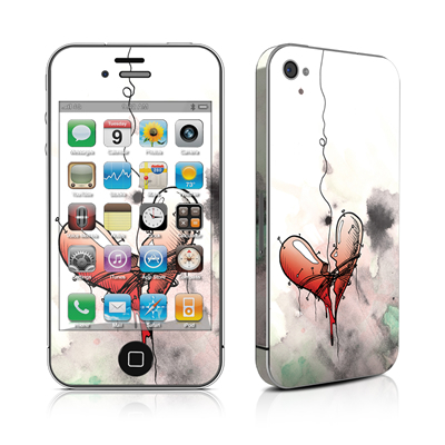 iPhone 4 Skin - Blood Ties