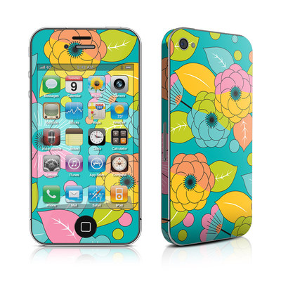 iPhone 4 Skin - Blossoms