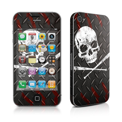 iPhone 4 Skin - BP Bomb