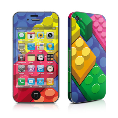 iPhone 4 Skin - Bricks