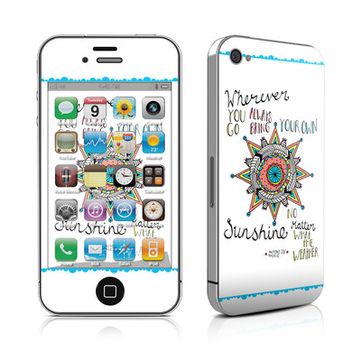iPhone 4 Skin - Bring Your Own